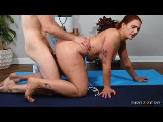 Трахнул рыжую девушку на полу, sex redhead porn sport fit body milf ginger girl busty tit ass doggy boob HD love (Hot&Horny)