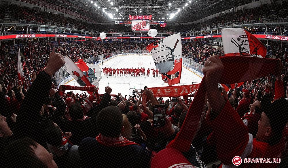 «Спартак» победил «Динамо» и сравнял счет в серии (Видео)