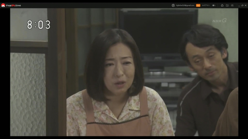 810 連続テレビ小説 半分、青い。(113)「泣きたい!」「Asadora Hanbun, Aoi」