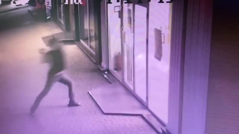 Грабитель в маске из туалетной бумаги в Ессентуках