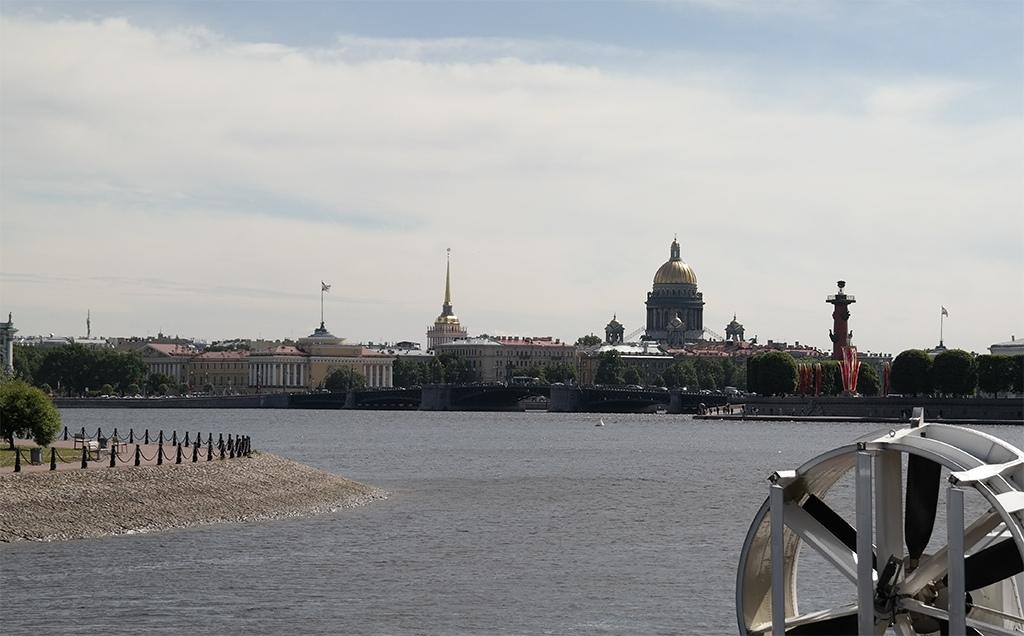 Исаакиевский собор, Санкт-Петербург 2020