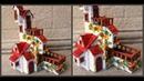 Домик из картона своими руками How to make cardboard house Casa din carton