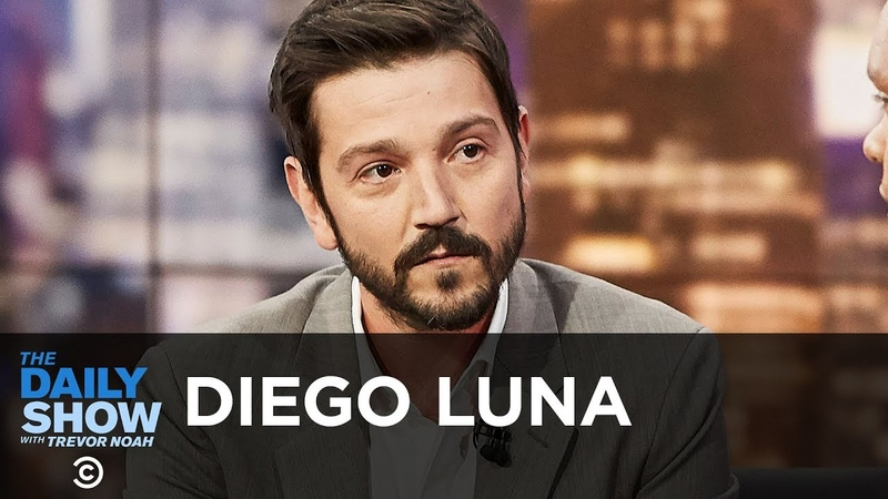 "Diego Luna Bringing Nuance to the Drug War with Narcos Mexico"" The Daily Show"