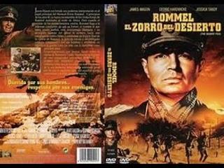 Rommel, el Zorro del Desierto (1951)