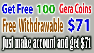 Free Gera Coins in 2021 || how to get free gera coins || gera coin free | get gree gera coins