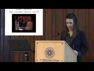 Dr Marlé Hammond - Legacies of Аl-Khansa Arab Poetess