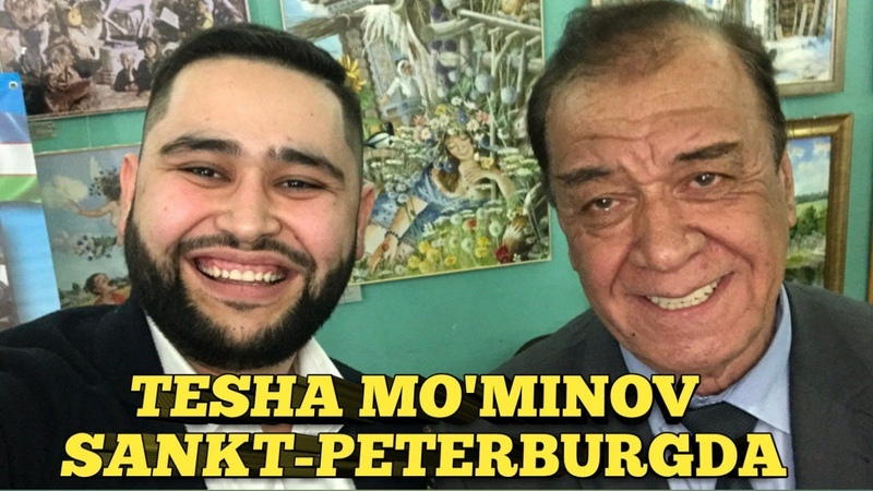 TESHA MO'MINOV SANKT PETERBURGDA