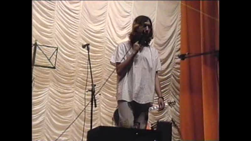 Концерт в ДК Автокран октябрь 2006
