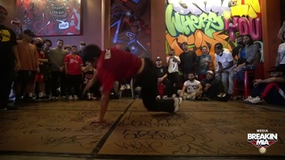 """Recap BBoy Victor """"He Back To Mia"""" at Never Canceled 2020"""