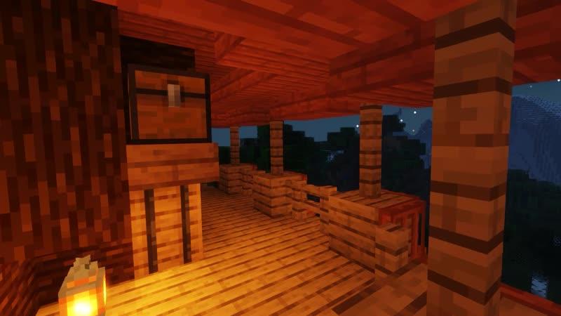 Дом на дереве Строил Kvink Я