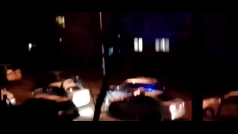 На Народной 46 в 23 30 произошло задержание водителя увезли в наручниках Позже приехала ещё ППС и забрала машину