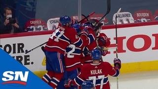 Top 10 Montreal Canadiens Plays From The 2021 Stanley Cup Playoffs