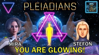 Message From STEFON and MlRA You Are Glowing