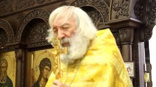 Протоиерей Евгений Соколов. Отложите злоречие и молитесь за врагов своих