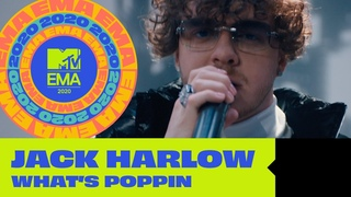 "Jack Harlow - ""What's Poppin"" Live 