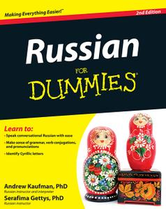Andrew Kaufman, Serafima Gettys Russian For Dummies 2012