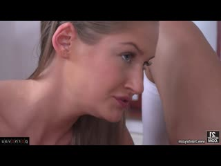 Angela Allison & Tiffany Tatum  With talk &  In the office &  Group / Cumshot in mouth , Shaved , Skirt , Pussy , Deep blowjob