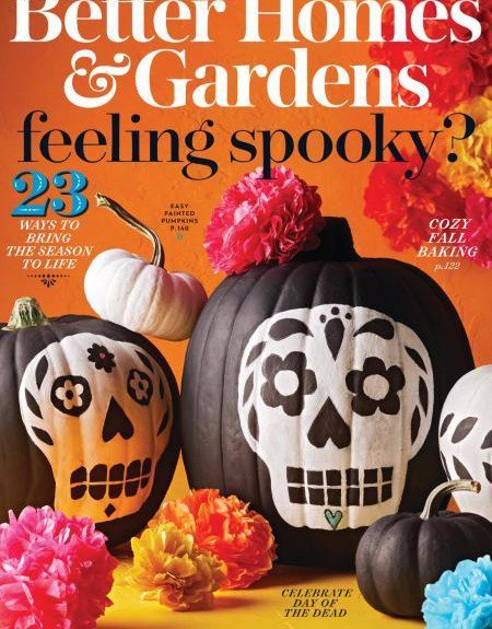 Better Homes and Gardens USA October 2017