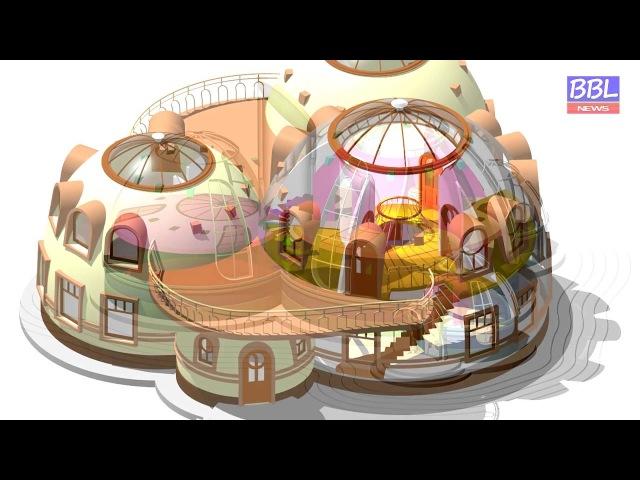 БОЛЬШАЯ БАЛАШИХА ЛАЙФ BBL Программа Такие люди Быстровозводимые сферические дома