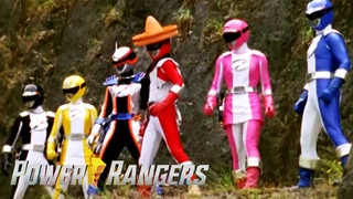 Lucky Battle   Power Rangers Operation Overdrive   Wacky Wednesday