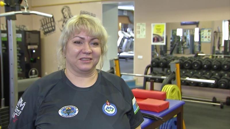 Оксана Насибуллина Русские женщины самые сильные в мире