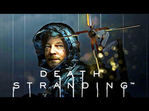 Death Stranding ► Горная дорога ► Прохождение 15 сложность ВЫСОКАЯ