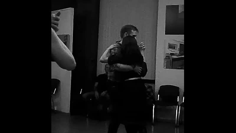 Милонгах в Публичке на День Танго в Ростове-на-Дону