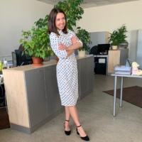 Marina Zagorskaya фото со страницы ВКонтакте