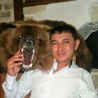 Фотография страницы Серека Ерзакова ВКонтакте