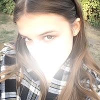 Фотография страницы Александры Каталевой ВКонтакте