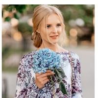 Личная фотография Анастасии Новокшоновой