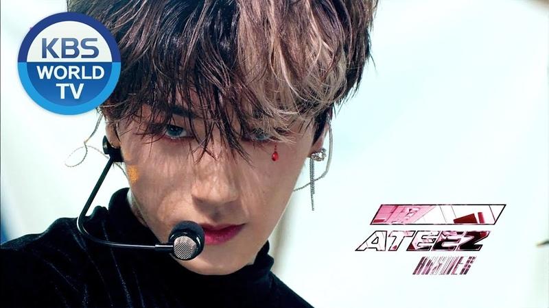 ATEEZ - Answer [Music Bank 2020.01.17]
