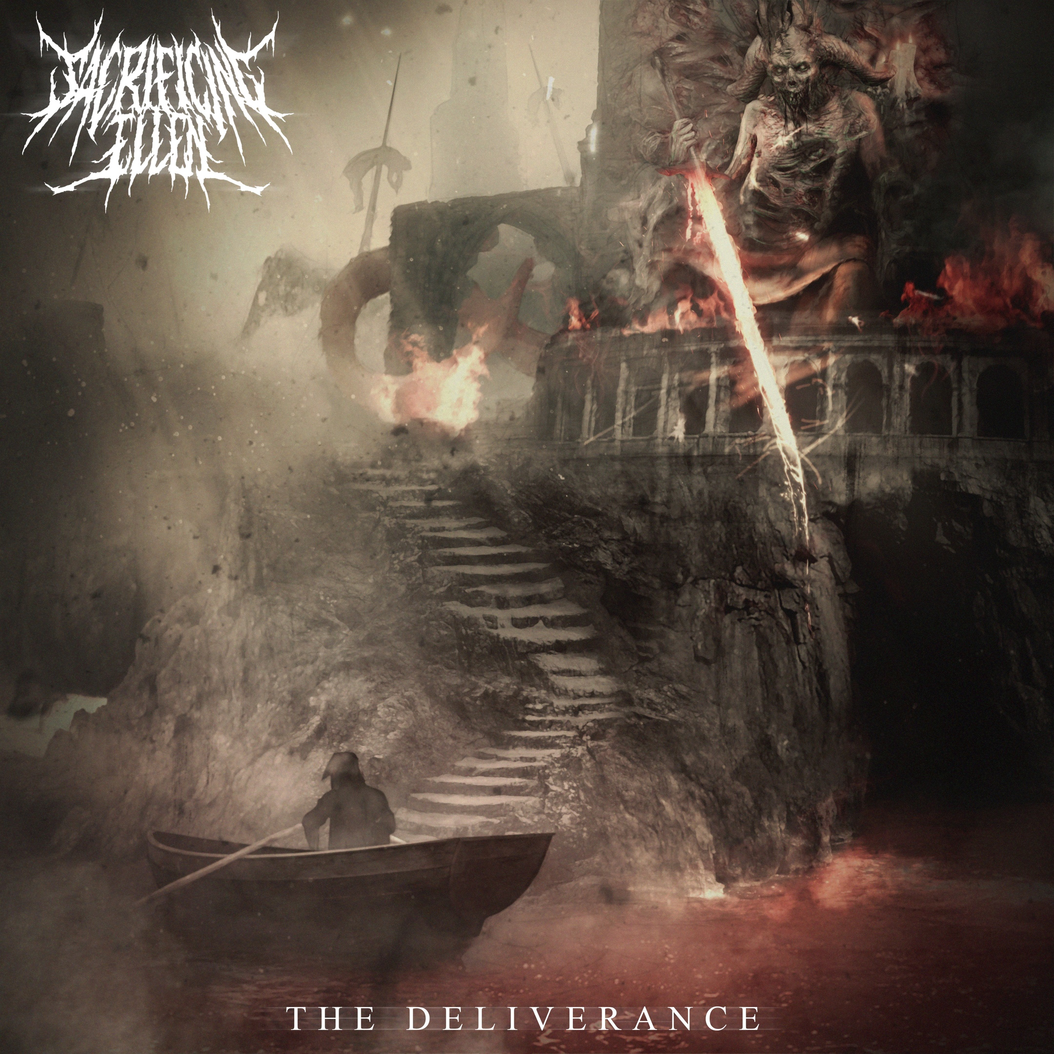 Sacrificing Ellen - The Deliverance [EP] (2020)