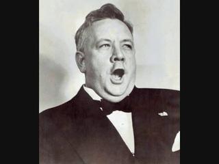 """Lauritz Melchior. """"Morgenlich leuchtend im rosigen Schein"""" (The Ford Sunday Evening Hour, 1937)."""