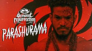 Demonic Resurrection - Parashurama: The Axe-Wielder [OFFICIAL LYRIC VIDEO]