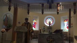 Священник Георгий Кромкин - Проповедь на Воскресение Божьего Милосердия