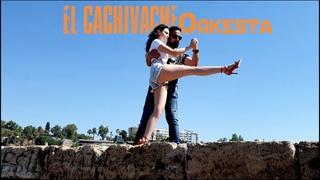 Cite tango - (Astor Piazzolla) by Cachivache - Electro Tango with Akin Gokkaya & Dilan Ylmaz