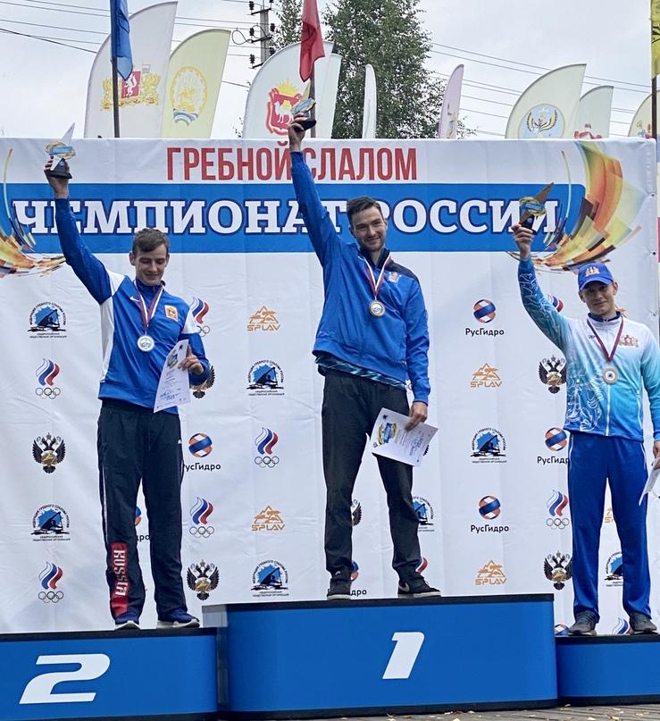 Лабасов Дмитрий — 3 место К-1м