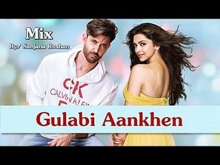 Gulabi Aankhen - Mix   Hrithik Roshan and Deepika Padukone - VM   SANAM