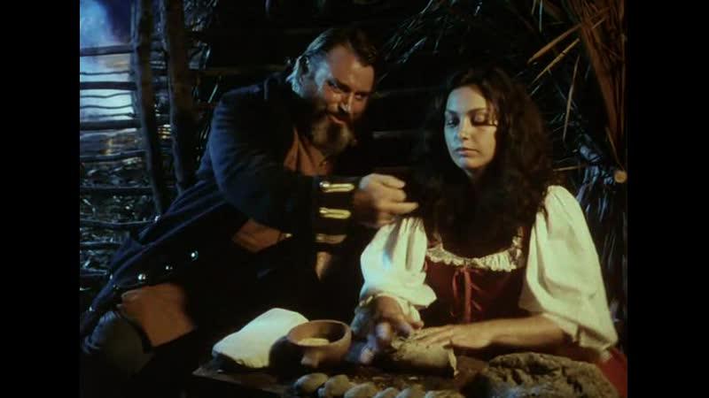 Возвращение на остров сокровищ John Silver's Return to Treasure Island 1986 6 я серия