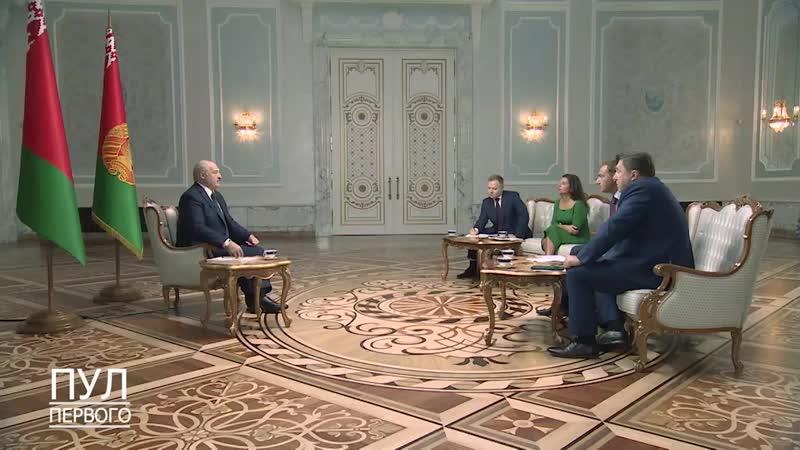 Лукашенко про историю с Колесниковой: Они через этот усиленный пост напролом проехали