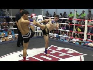 Sasha Sumalee VS Ryan Supa Rawai Muay Thai: Bangla Boxing Stadium, 31st Oct 2014