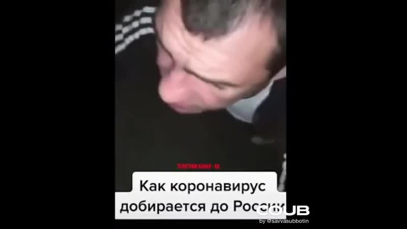 Как коронавирус добирается до России
