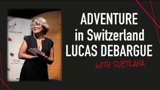 LUCAS DEBARGUE- Great Pianist! / Adventure in SWITZERLAND 🇨🇭 / ArtDIALOG Festival 2020