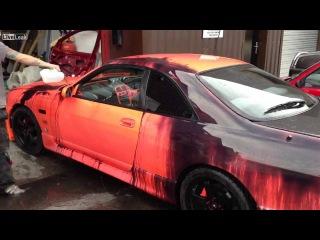 Newest Nissan Paintjob 2013