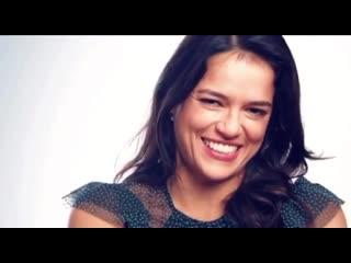 Michelle Rodriguez 😉