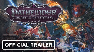 Pathfinder: Wrath of the Righteous - Official Launch Trailer   gamescom 2021