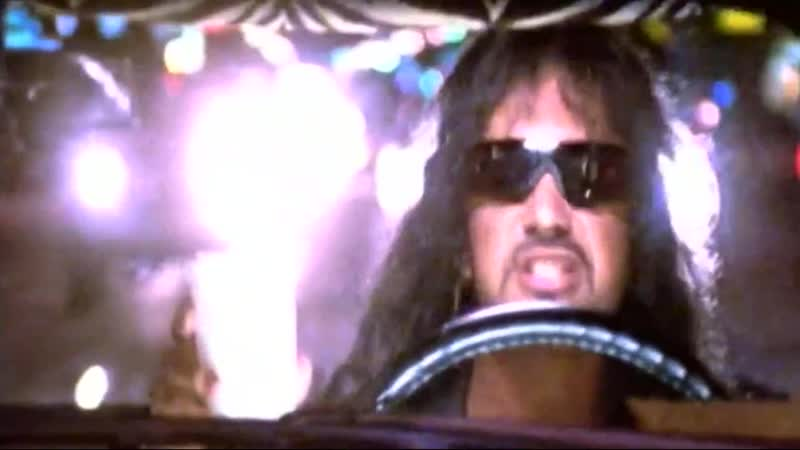 KISS - Domino (Official Music Video) 1992