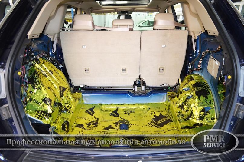 Шумоизоляция Jeep Grand Cherokee, изображение №11