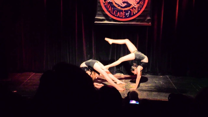 Lola and Erika Contortion